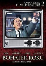 Bohater roku (DVD) 1986 Jerzy Stuhr POLISH POLSKI