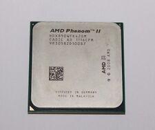 AMD Phenom II X4 850 3,3 GHz (HDX850WFK4FGM) Prozessor + Wärmeleitpaste