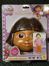 Dora The Explorer Costume Set Size 2-4