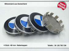 Nabenkappen für BMW alle Originale Felgen ausser e39 NEU Wheel center Caps 68mm