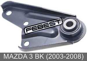 Rear Engine Mount For Mazda 3 Bk (2003-2008)
