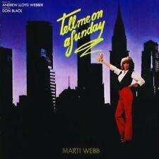 Marti Webb Tell Me on a Sunday CD 17 Tracks 1980