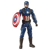 Marvel Legends Avenger Endgame Worthy Captain America 12 Inch