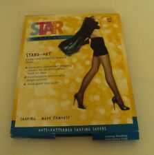 Spanx Star Power Stand out Patterned Shaping Shears Dots Size C Black Style 2231