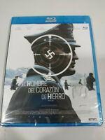 El Hombre del Corazon de Hierro - Blu-Ray Español Ingles Nuevo