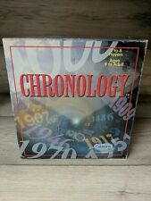 Chronology - A Game For All Time - Gibsons (2001) - Part Sealed