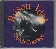 POISON IDEA Dutch Courage New CD Punk Rock