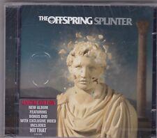 Offspring  # Splinter #   Limited Edition CD + DVD NUOVO SIGILLATO