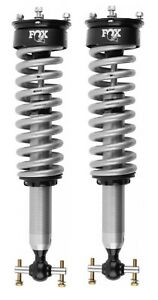 Fox Shox 985-02-134 Set of 2 Front Coil-Over IFP Shock for Silverado/Sierra 1500