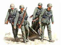 Master Box 3541 - 1/35 - Casualty Evacuation German Infantry Stalingrad 1942