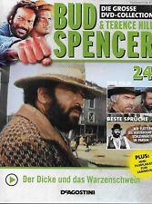 Bud Spencer & Terence Hill Die grosse DVD-Collection Nr.24 Der Dicke und das ...