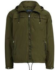 Polo Ralph Lauren Men's Zip Hooded Packable Jacket NWT Size XL
