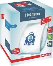 MIELE Staubsaugerbeutel GN HyClean 3D XL Pack  8 Beutel
