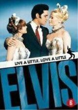 PRESLEY, ELVIS-Live a Little , Love a Little - Dutch Import (UK IMPORT)  DVD NEW