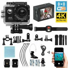 Sport Aktion Kamera Action Cam Camera UHD 4K WiFi Wasserdicht 170° Weitwinkel DE