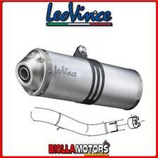 terminale leovince ktm lc4 640 sm/enduro 2003-2004 x3 alluminio/inox 3940e