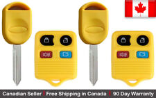 2 New Replacement Remote Key Fob For Ford Lincoln Mazda Mercury 80 / 40 chip