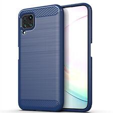 For Huawei nvoa 7i 6SE 5T 5i 5 Pro 4e 3e 3i Hybrid Carbon Fiber Matte Case Cover