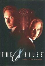 X Files Fight The Future Promo Card P1