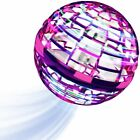 Magic Orbs Led Lights Floating Infinity Fly Orb Boomerang Ball Drone Flying Toys