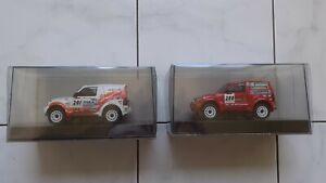 Mini-Z Bodies Mitsubishi Pajero Paris-Dakar lot