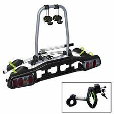 Heckträger VDP-TBA2 Fahrradträger abschließbar 2 Räder klappbar für AHK