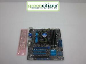 ASUS P8H67-M PRO LGA1155 Micro ATX Motherboard Intel Core i5-2300 16GB RAM COMBO