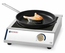 Hendi Gastro Induction Induction Cooker Induction Cooker Plate Manual 3500 Watts