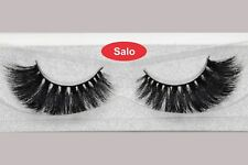 100%25 Real Natural 3D Mink  False Lashes Wispy Thick Long Sexy Party Eye Lashes