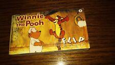 Winnie the Pooh Flip Book DISNEY PAPER MOVIE 1993 Vintage