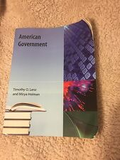 American Government Political Science book