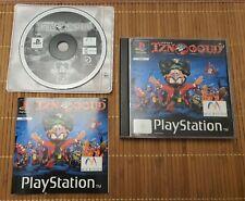 Sabans Iznogoud Sony PlayStation 1 PS1 PAL Spiel Game Werden Sie Kalif