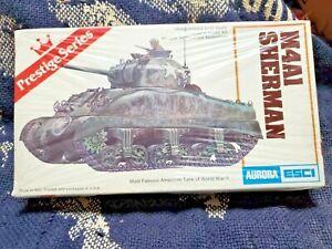 Aurora-ESCI #6205 1/72 M4A1 Sherman