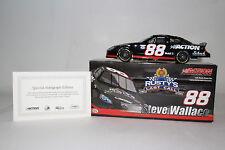 ACTION NASCAR DIECAST: #88 STEVE WALLACE, RUSTY'S LAST CALL DODGE, AUTOGRAPHED
