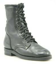 HARLEY DAVIDSON MOTORCYCLE BOOTS/Moto/Bottes en cuir taille. 38.5