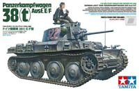 Tamiya 35369 1/35 Model Kit German Light Tank Panzerkampfwagen 38(t) Ausf.E/F