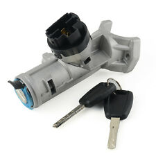Ignition Switch Steering Lock For Fiat Ducato Peugeot Boxer Citroen Relay 02-17