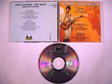 Jeff Beck / Eric Clapton - Giants Of Guitar - 1 CD