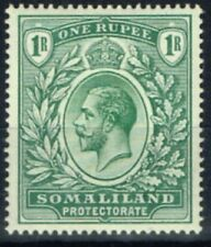 George V (1910-1936) Somaliland Protectorate Stamps