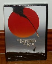 EL IMPERIO DEL SOL - DVD - NUEVO - PRECINTADO - DRAMA - STEVEN SPIELBERG