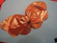 tenue Barbie une cape couleur OR forme papillon lot N°304
