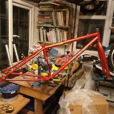 """Gary Fisher kids boys girls bike frame forks for 24""""  wheels retro"""