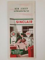 SINCLAIR Gas OIL SINCLAIR vintage NY TRAVEL