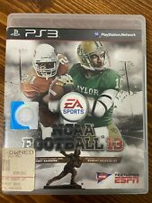 NCAA Football 13 (Sony PlayStation 3, 2012)
