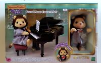 Sylvanian Families Grand Piano Concert Set Brand New