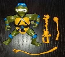 TMNT Teenage Mutant Ninja Turtles Sword Slicin Leo 100% Complete Free Shipping