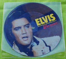 Elvis Presley I Love You Because & Money Honey RARE PICTURE DISC * MINT *