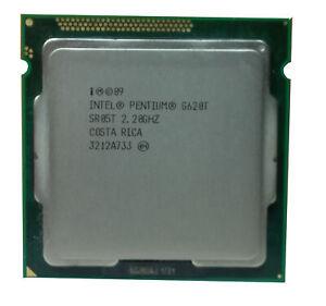 Intel Pentium G620T 2.2GHz LGA 1155/Socket H2 5 GT/s Desktop CPU SR05T