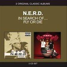 N.E.R.D. by N.E.R.D (CD, Mar-2011, 2 Discs, EMI) RAP HIP HOP pharell