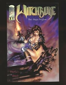 Witchblade # 1 - Michael Turner cover & art NM- Cond.